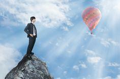 Glaube an dich, deine Ziele und deinen Traum