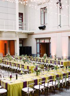 Wedding reception at Montclair Art Museum in Montclair, NJ