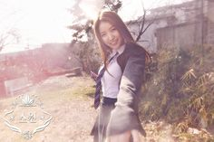 """G-Friend Releases Close Up Individual Teaser Shots for """"Snowflake"""" Snowflake Photos, Snowflakes, Gfriend Snowflake, Gfriend Album, Gfriend Sowon, Photoshoot Images, Cloud Dancer, Seoul Fashion, Star Fashion"""