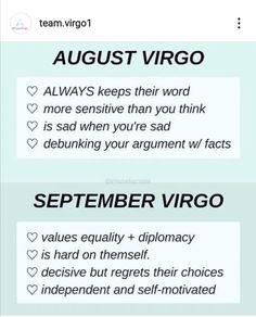 Leo Virgo Cusp, Virgo Traits, Virgo Love, Virgo Sign, Zodiac Signs Astrology, Zodiac Star Signs, Zodiac Love, Zodiac Facts, Virgo Memes