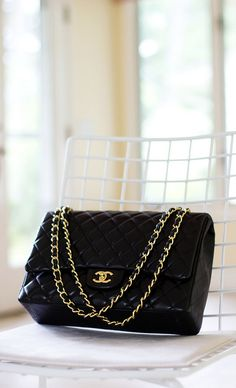 Chanel Maxi Flap Lambskin | Flickr - Photo Sharing!