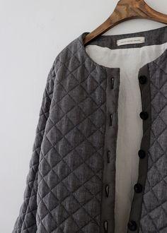 라르니에 정원 LARNIE Vintage&Zakka Modern Hanbok, Clothing Boxes, Jacket Pattern, Sewing Patterns, Autumn, My Style, Health, Winter, Sweaters