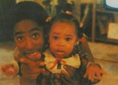 Tupac and younger sister