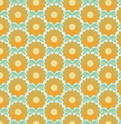 Joel Dewberry Fabric / Bloom in Granite / Aviary 2 by mimis