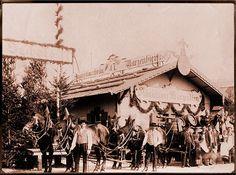 AUGUSTINER BRÄU MÜNCHEN BEER | Munich's oldest brewery | Oktoberfest 1890