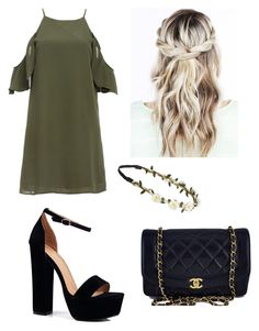 """dance in the meadows"" by madison-kohut on Polyvore featuring DailyLook, Boohoo, BP. and Chanel"
