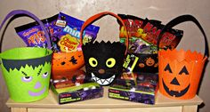 Halloween Treats from Poundland - Trick or Treat Goodies
