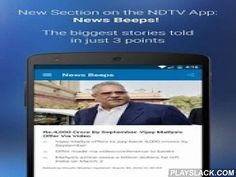 NDTV News - India  Android App - playslack.com ,  The official NDTV News app brings you the latest stories and videos from the NDTV studios in India. Stay connected with the latest news stories from India and around the world. Access videos and photos on your device with the NDTV News appEasy access to breaking news, top stories, live TV, live radio, photos, videos and more. Award-winning journalists and technology combine to report on Politics, Business, Cricket, Sports, Food, Entertainment…