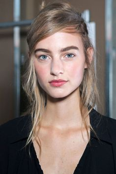 The Best Beauty Looks from NYFW Spring 2016