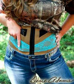 Wives, Mothers and Daughters Need This 1 Thing for Concealed Carry (not a purse)