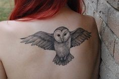 god I love owls -- beautiful creatures -- love this -- just wanna save my back for something else
