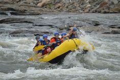 White Water River Rafting   Camping In Rishikesh