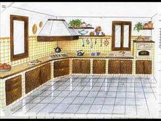 Cocinas - Cucine - Kitchen (e qualche bagno..)