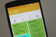 Why you should take another look at Google Keep, the best free organizational tool on Android  -- It does way more than just note taking, if you learn some of the hidden features and tricks on Android and Chrome. / Dec 8 '14