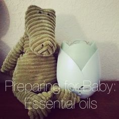Preparing for a new baby with Essential Oils. #youngliving #newborn #essentialoils