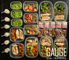 Gauge Girl Training – Weight Loss Meal Plan for Women