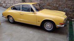 1972 Volkswagen Karmann Ghia TC