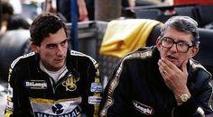 Senna  alla  Lotus