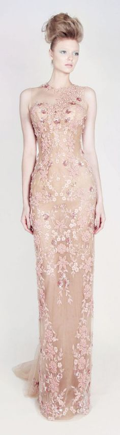 Rami Kadi Couture Collection For Spring, Summer 2013