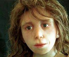 Niño Neanderthal. Extinguido