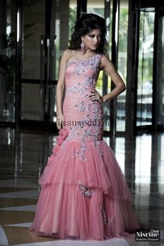 2014 One Shoulder Bodice Full Length Tulle Beads Crystal Rhinestone Prom  Dress Evening Gowns Plus Size Pageant Dress 2014 New Formal Dresses Long  Gowns ... 71a450e2253a
