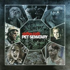 Pet Sematary the only one in my opinion. Horror Art, Horror Movies, Pet Sematary, Movies Showing, Scary, Pets, Movie Posters, King, Tattoos