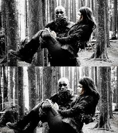 The 100 - Lincoln & Octavia Blake #1.6 This is very quickly becoming one of the cutest ships