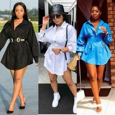 High Street Elegant Solid Casual Long Sleeve Mini Shirt Dress #ShirtDress #Casualwear #casualstyle #Elegantstyle #HighStreet #StreetWear #ValentinesDay2021 #likeforlike #followme
