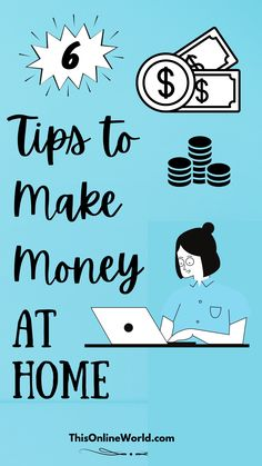 Looking for a side hustle idea but don't have the time? These are the best side job ideas for busy professionals you can use to make extra money in your spare time, even while holding down your day job! Make Money Today, Make Money From Home, Way To Make Money, Make Money Online, Second Income Ideas, Sell Books On Amazon, Best Side Jobs, Selling Skills, Job Help