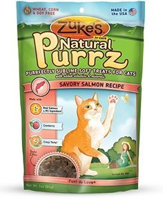 Natural Purrz Soft Treats For Cats (Pack of 3) *** Details can be found by clicking on the image. (This is an affiliate link and I receive a commission for the sales)