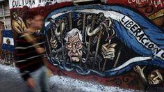Juiz adia decisão sobre pagamento da dívida argentina +http://brml.co/1F85jAg
