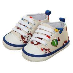 Animal Prints Toddler Sneakers