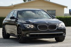2011 BMW 7-Series 750LI - WorldTranssport Corp, Used Cars in Orlando, FL