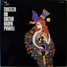 BADEN POWELL / TRISTEZA ON GUITAR / MPS / BOSSA / NIPPON COLUMBIA JAPAN