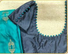 Patch Work Blouse Designs, Kids Blouse Designs, Simple Blouse Designs, Stylish Blouse Design, Blouse Neck Designs, Blouse Designs Catalogue, Sleeves Designs For Dresses, Sarees, Outfits
