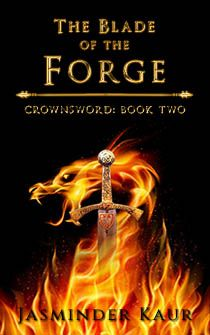 Premade eBook Cover - Fantasy Sword Dragon