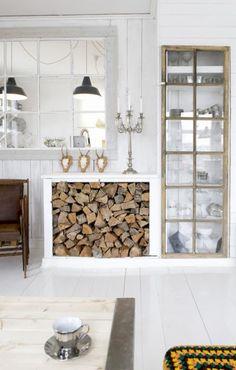 Sea of Girasoles: Inspiration: Scandinavian interiors