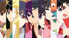 Monogatari Series by FikriMochizou on DeviantArt