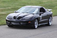 Own a piece of #OUSCI history. Brian Davis' 1999 Pontiac Trans Am from the 2012 event is up for sale for $17,800