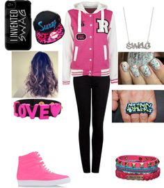 """""""""""Swagger Jagger"""" by cher llyod"""" by mathgeek16 ❤ liked on Polyvore"""