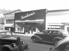 Sandsons in downtown Irwin