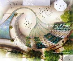 #ClippedOnIssuu from Landscape Architecture Portfolio of Works