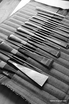 The Japanese Chisel Set