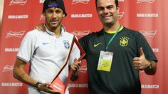 Neymar-Man of match