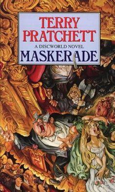 Maskerade (Discworld #18)  by Terry Pratchett