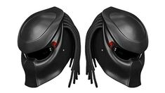 I Dont Even Have A Bike And I Want One: The Predator Motorcycle Helmet | Geekologie
