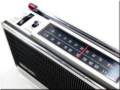 SONY MODEL ICF-250 FM/AM 2BAND RADIO