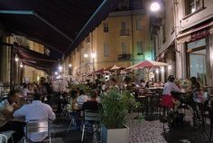 Quadrilatero Romano Torino by night