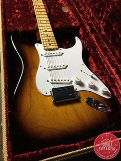 "Fender Anniversary 60th American Vintage 1954 ""Two Tone Sunburst"""