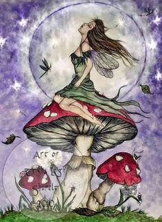Windswept Trisha Leigh Shufelt Art